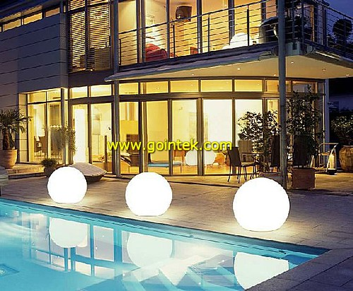 Light Up Impermeable Led bola