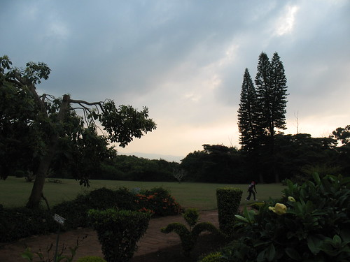 kenya nairobi karen kenya2013 light sun silhoette sky sunset karenblixen karenblixenmuseum blixen museum house gardens ngonghills ngong
