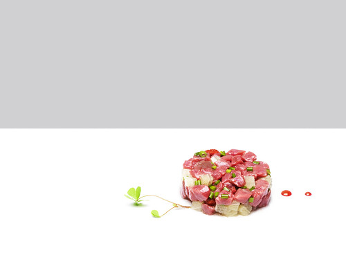 TARTARE VIANDE BASE | by studio mixture