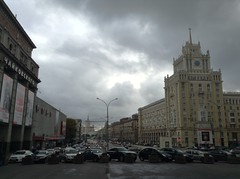 Pusat Bisnis Internasional Moskwa