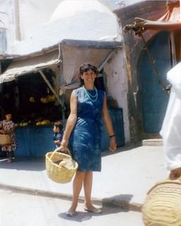 Maroc 1964, dans la medina Mogador Essaouira