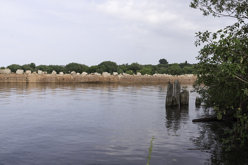 lake concrete dock superior demolition ore wi demolished oredock ashkand