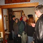 Arriving at the Blue Dory Inn