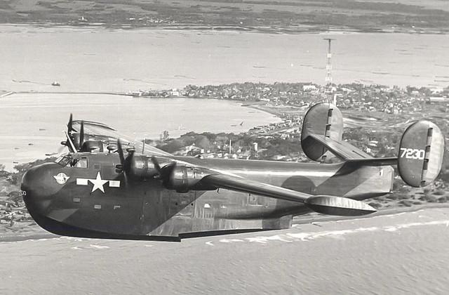 US Navy Consolidated PB2Y Coronado, 7230