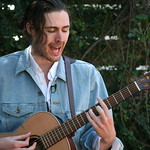 Thu, 13/03/2014 - 2:39pm - Hozier comes by the Hotel San Jose for a video session with WFUV. Photo by Laura Fedele