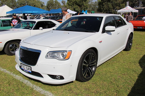 2012 Chrysler 300C SRT8 Sedan | by Sicnag