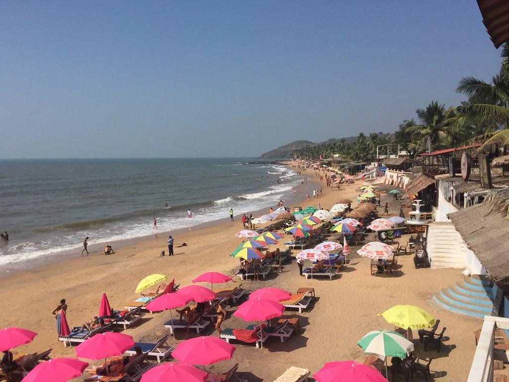 Anjuna Beach, Goa | David Jones | Flickr