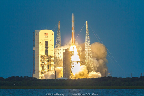 WGS7 DeltaIV Liftoff | by Michael Seeley