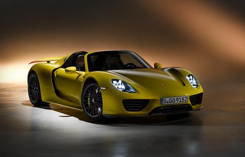 Porsche 918 Spyder - 03   by Az online magazin