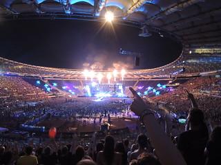 Muse @ Stadio Olimpico | by LukePet