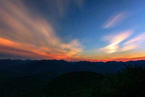 longexposure sunset usa newyork clouds unitedstates adirondacks summit canonef1740mmf4lusm keene keenevalley nd110 bigcrow canoneos5dmarkii hazylandscape