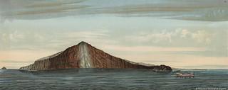 Volcán Krakatoa, Indonesia | by Biblioteca Nacional de España