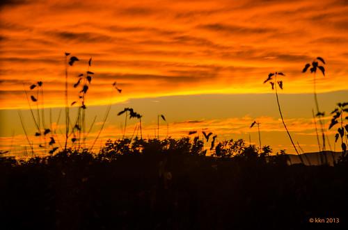 sunset villafoix