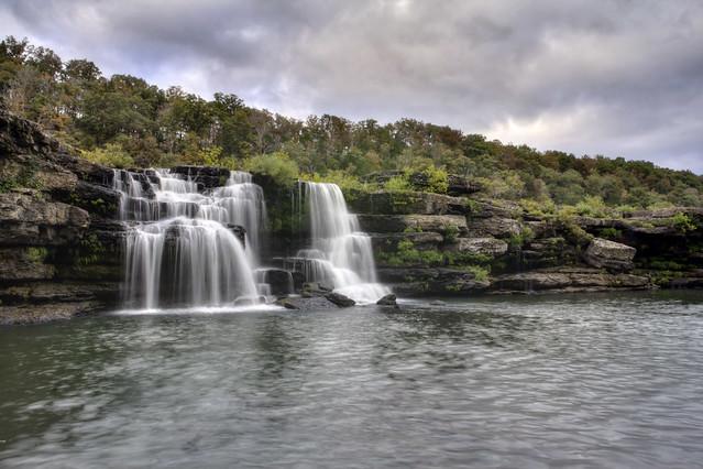 Great Falls 1, Rock Island SP, Warren Co, TN