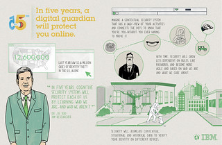 5 in 5 Storymap: A Digital Guardian Will Protect You Online   by IBM Research