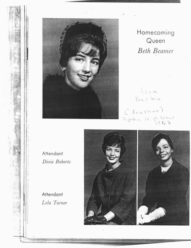 Lela Turner 1962 Sunflower