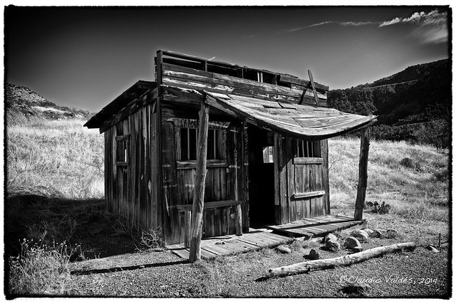 The Old Jail House, White Mountains, Arizona