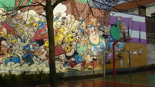 Comics in Brüssel (2013) | by chikorita83