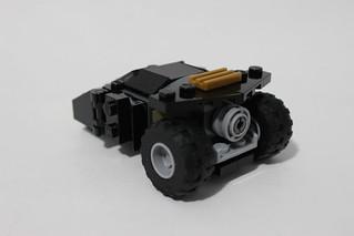 LEGO DC Comics Super Heroes The Batman Tumbler (30300) Polybag | by tormentalous