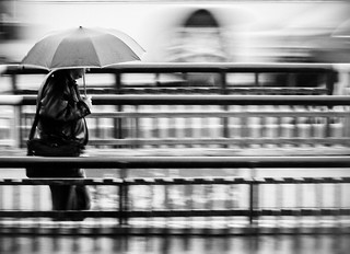 RAINY THOUGHTS TILL COMES THE SUN   by Galantucci Alessandro