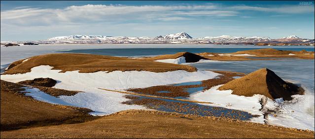 Lake Myvatn.
