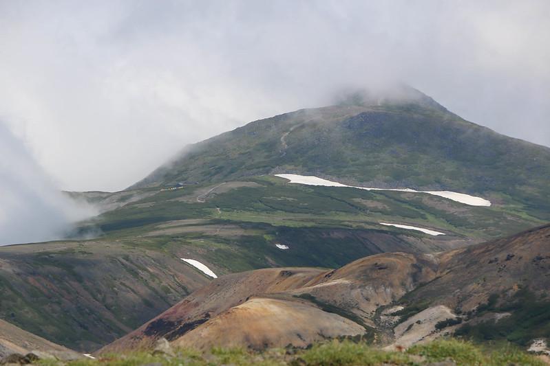 大雪山 登山
