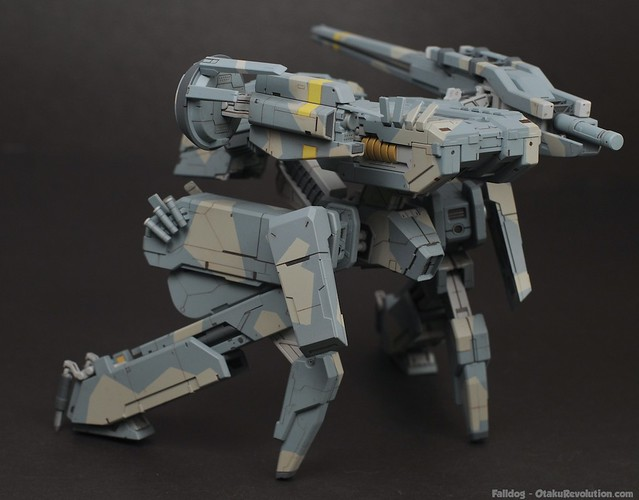 Metal Gear REX - Fin 11