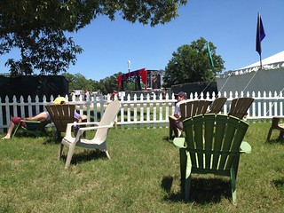 Bonnaroo 2013 - VIP area by Which Stage. | by netgeek