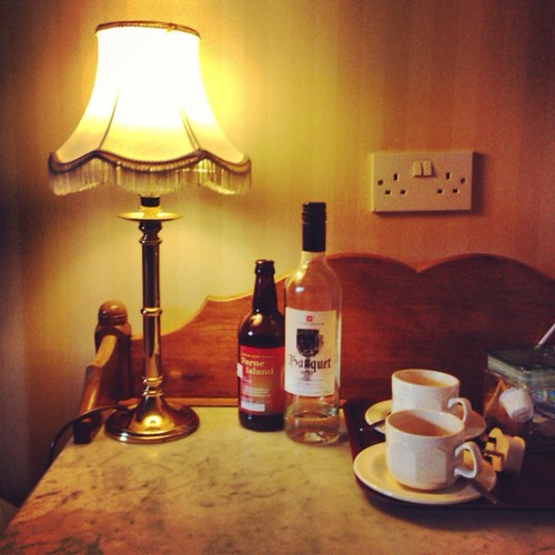 Mead and tea | by Texarchivist