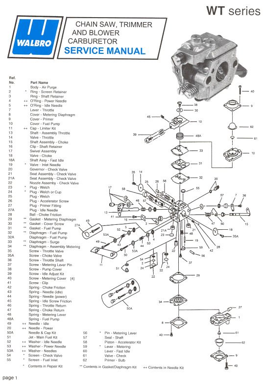 Outstanding Walbro Carb Diagram Waterbug10 Flickr Wiring Cloud Hisonuggs Outletorg