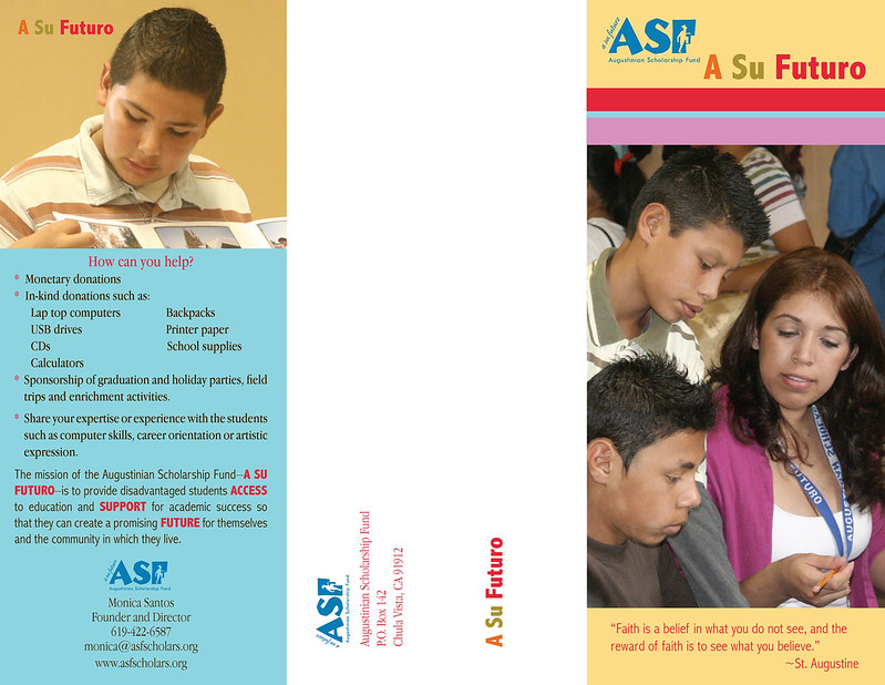 ASF Brochure : English A