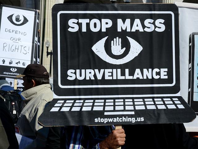 2013 DC Rally Against Mass Surrveillance 2