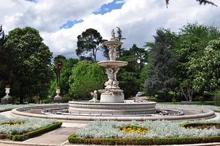 Fuente de las Conchas, Campo del Moro, Madrid, Castille, Espagne. | by byb64