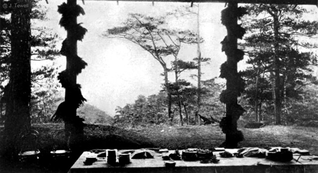 W. Cameron Forbes's House, Breakfast porch, Baguio, Northern Luzon, Philippines, 1921 or before