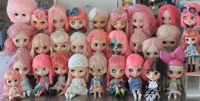 My Pink girls