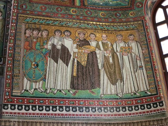 Ravenna, San Vitale