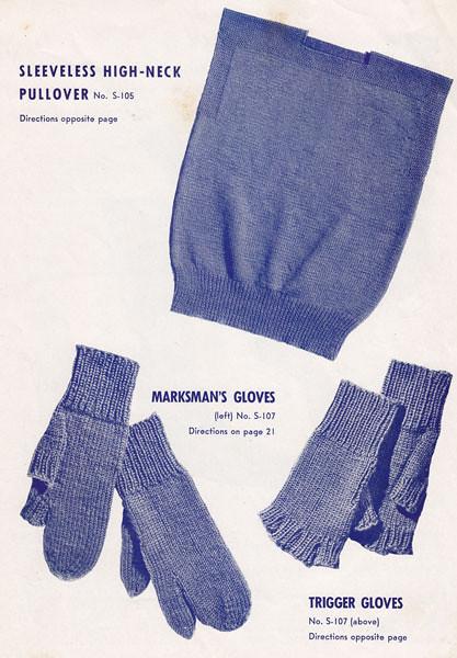 Marksmansgloves