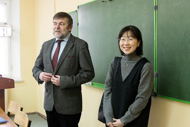 Мар 18 2016 - 15:40 - Кинуё Миягава о русско-японских литературных связях