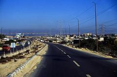 Ägypten 1999 (709) Alexandria: Desert Road