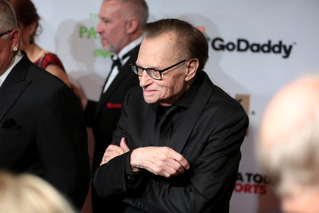 Who Will Play Larry King in Biopic