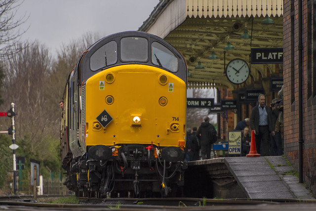 Class 37 No. 37714