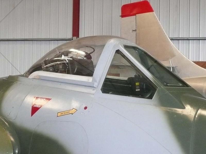 de Havilland Vampire.MkIV 4