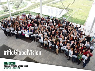 IFLA Global Vision Discussion: Together we create the future! | by IFLA HQ
