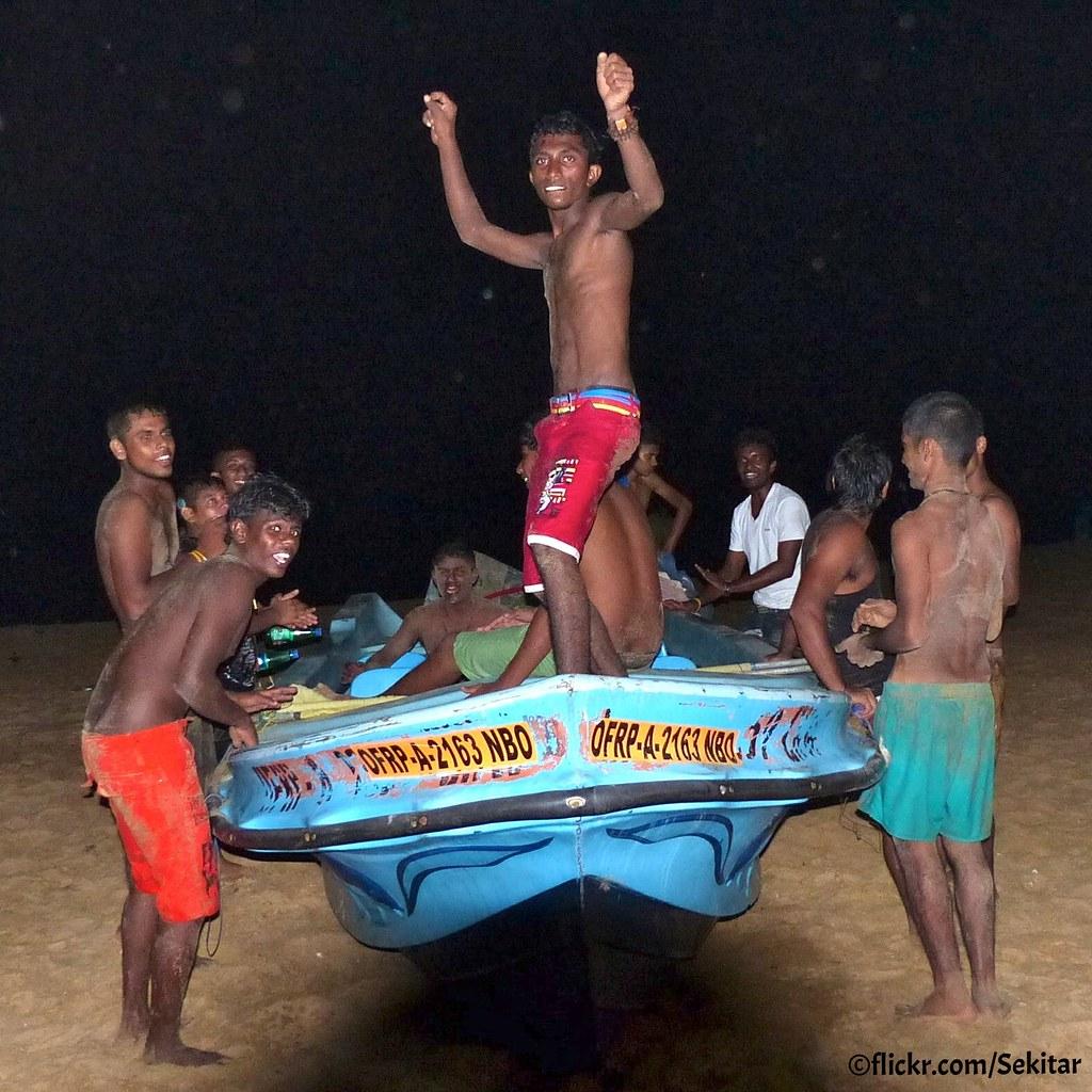 Negombo Beach Party
