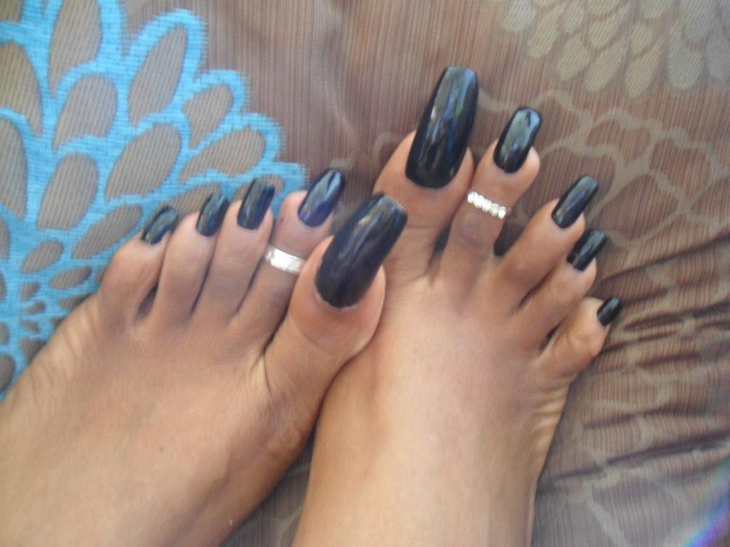 Ebony Armour Claw Rings Full Hand Set BDSM Claws