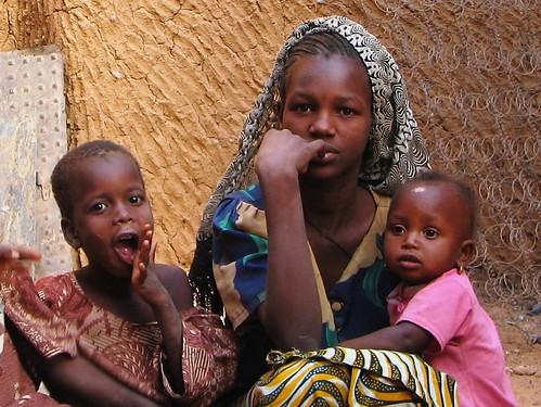 agadez niger sahara russellscottimages