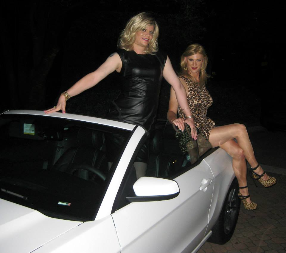 Car Modeling Reprise Featuring The Ever Lovely Stephanie W