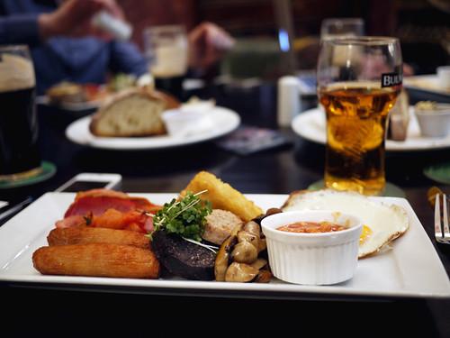Full Irish Breakfast   by Kitty Vane