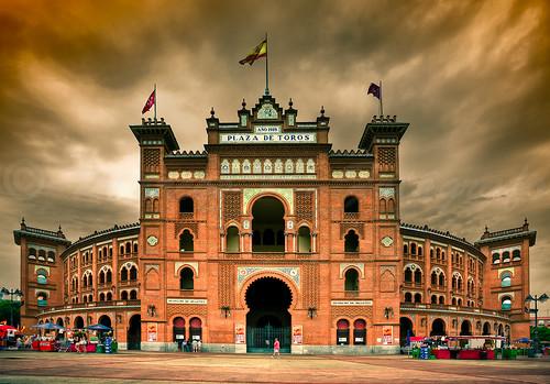 Plaza de Toros de Las Ventas / Madrid