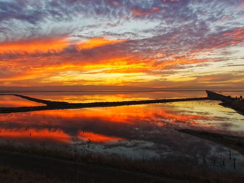 california sunset fremont coyotehills ebparksok